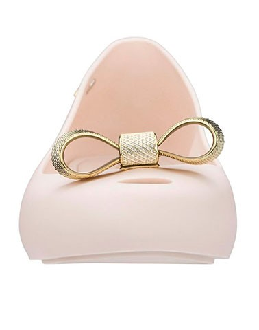 Ballerinas Ultragirl Bow Chrome Melissa