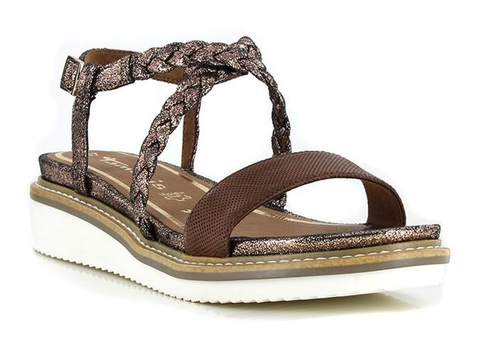 Sandália Rasa 28161 Tamaris, Tamaris - Gula Shoes