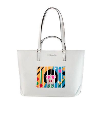 Shopping Bag TS2079B03 Tosca Blu