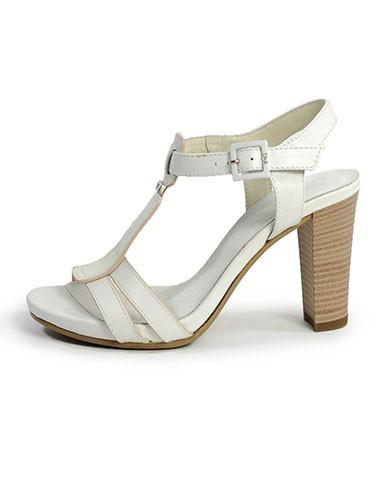 Sandália de Salto P615535D Nero Giardini
