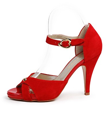 Sandália de Salto Lady 6 Strena