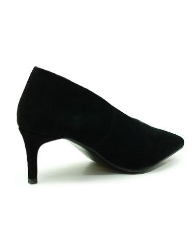 Sapato de Salto 018Z30BK Lola Cruz
