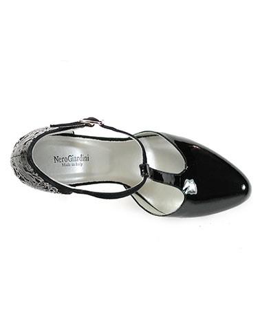 Sapato de Salto P615360DE Nero Giardini