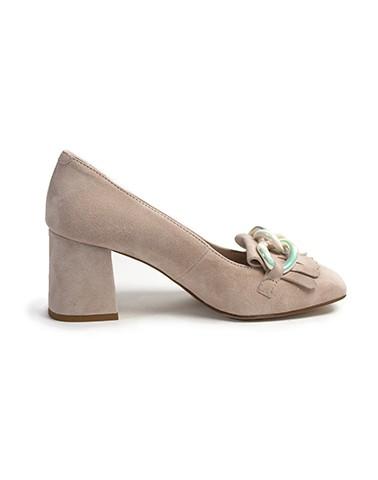 Sapato de Salto SS1826S505 Tosca Blu