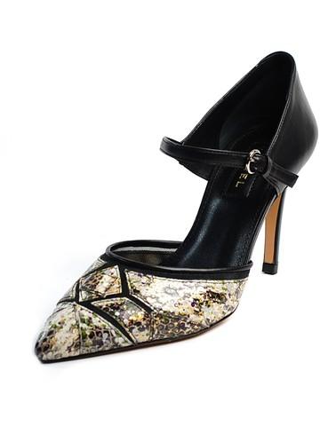 Sapato de Salto 8655 Vannel