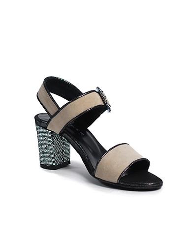 Sandália de Salto Dona 1 Strena