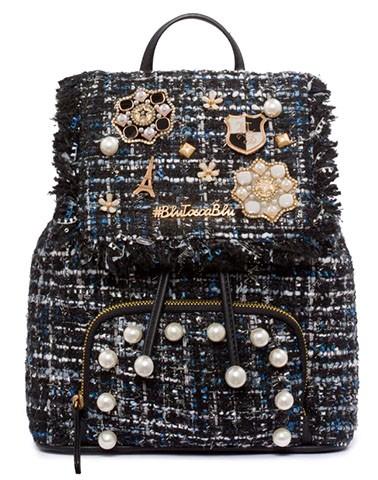 Backpack TF1980B80 Tosca Blu