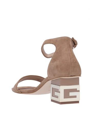 Heeled Sandal FL6EVASUE03 Guess