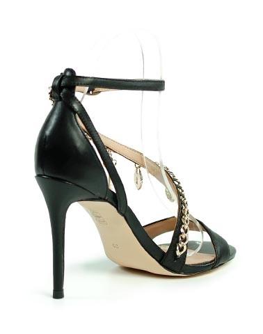 Sandália de Salto FL6KAKLEA03 Guess